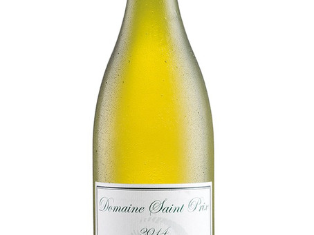 WINE OF THE WEEK: Domaine Saint Prix Saint-Bris 2014