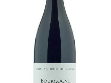 WINE OF THE WEEK: Maison Roche de Bellene Bourgogne Pinot Noir Vieilles Vignes 2014, France