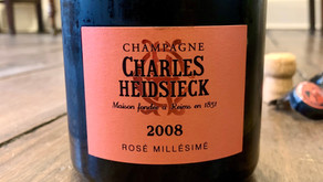 Why the 2008 Rosé Marks A Mini Revolution at Champagne Charles Heidsieck
