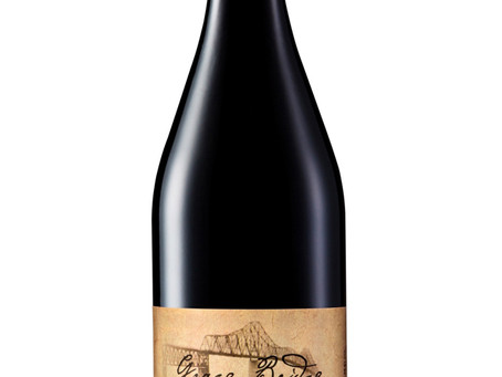 WINE OF THE WEEK: Grace Bridge California Pinot Noir 2013, United States