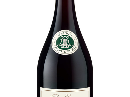 WINE OF THE WEEK: Maison Louis Latour Bellevue Domaine de Valmoissine Pinot Noir 2017, Var, France