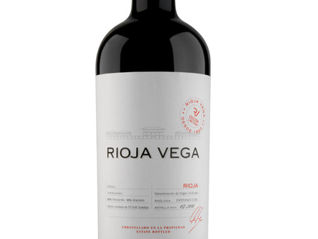 WINE OF THE WEEK: Rioja Vega Crianza Edición Limitada 2013, Rioja, Spain