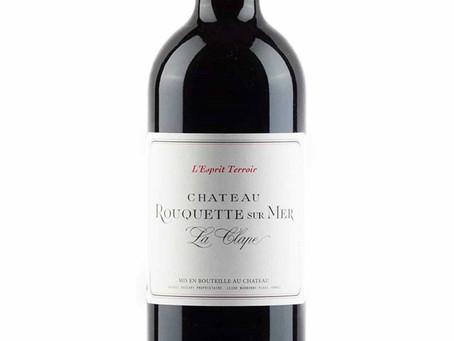 WINE OF THE WEEK: Château Rouquette Sur Mer, L'Esprit Terroir, La Clape 2013