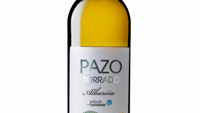 WINE OF THE WEEK: Pazo Torrado Albariño 2020, Rías Baixas-Val do Salnés, Spain