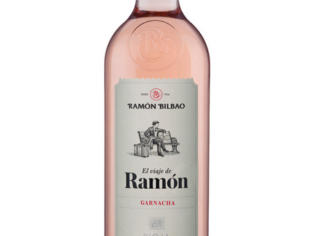 WINE OF THE WEEK: El Viaje de Ramón Garnacha Rosé 2019, Rioja, Spain
