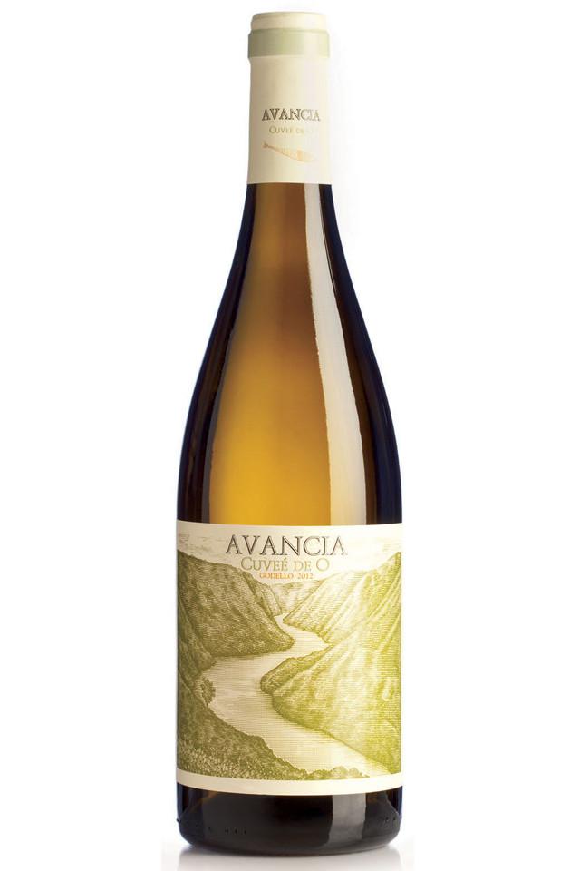 Avancia Godello wine