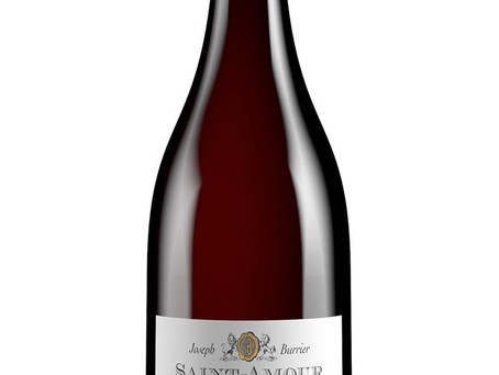 WINE OF THE WEEK: Domaine Joseph Burrier Saint-Amour Côte de Besset 2013