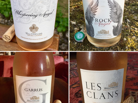 Peerless Provence: the rosés of Sacha Lichine at D'Esclans