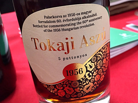 The Year they Tried to Erase: 1956 Tokaji