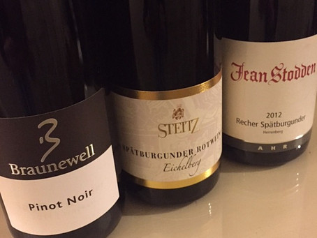 Giving German Pinot Noir some more love