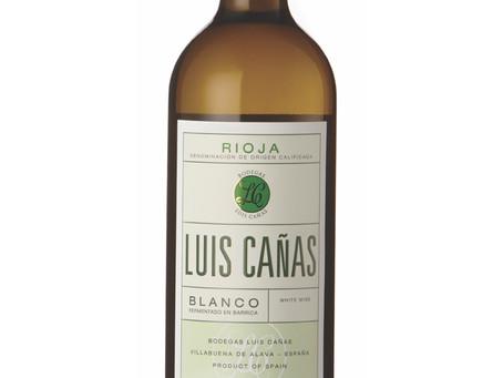WINE OF THE WEEK: Luis Cañas Rioja Blanco Fermentado En Barrica 2016, Rioja, Spain