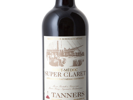 WINE OF THE WEEK: Tanners Super Claret 2012, Haut-Médoc, France
