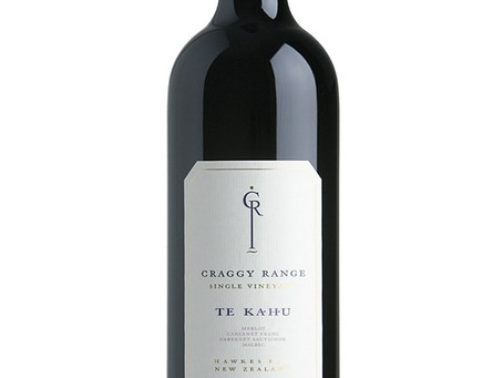 WINE OF THE WEEK: Craggy Range Te Kahu 2013, Gimblett Gravels