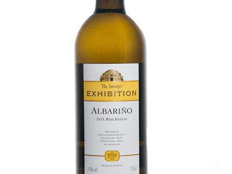 WINE OF THE WEEK: The Society's Exhibition Albariño 2015, Rías Baixas, Spain