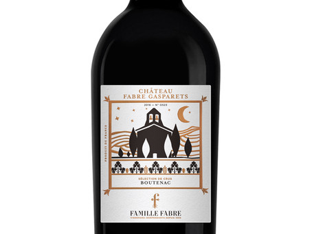 WINE OF THE WEEK: Château Fabre Gasparets Corbières-Boutenac 2017, France