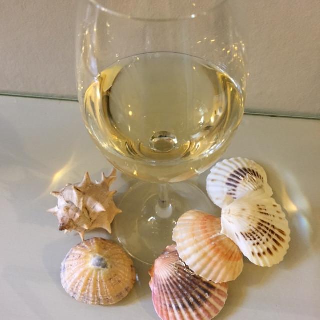 Muscadet, shells