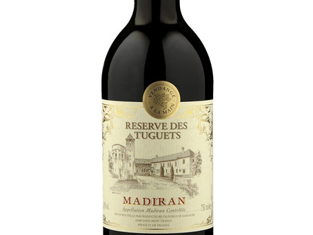 WINE OF THE WEEK: Réserve des Tuguets Madiran 2014, France