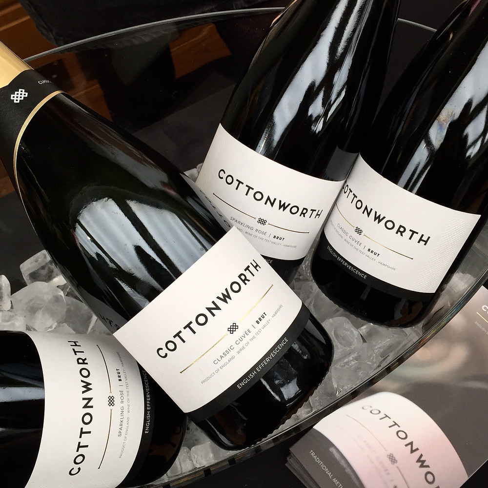 Cottonworth sparkling wine