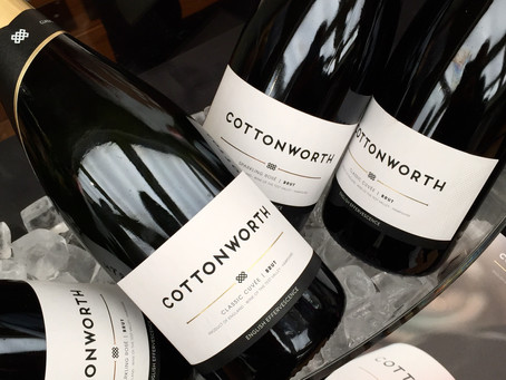 English fizz recommendations for English Wine Week