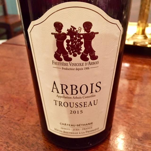 Arbois Trousseau