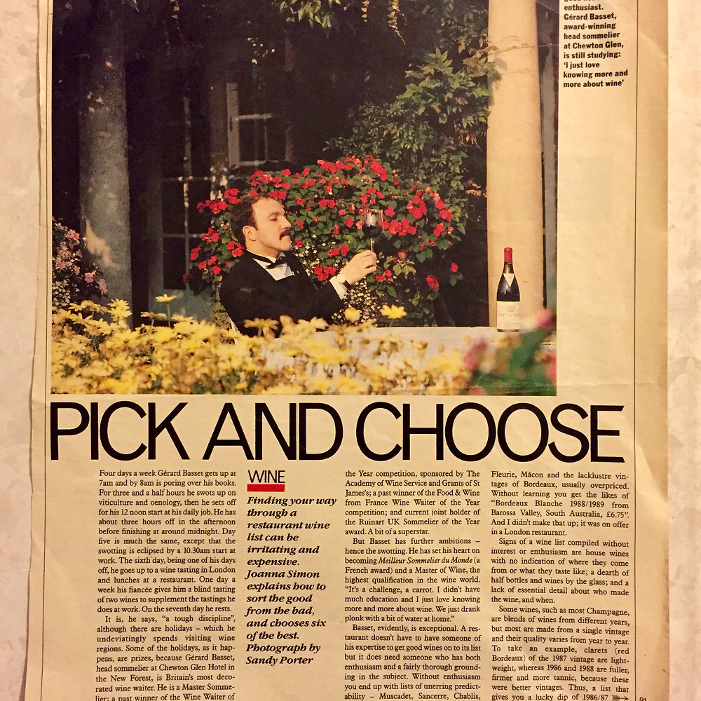 The Sunday Times 1991