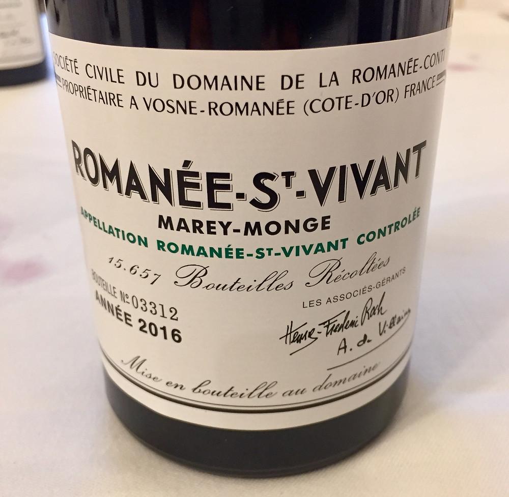 Romanée-St-Vivant