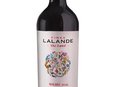 WINE OF THE WEEK: Domaine Bousquet Finca Lalande Malbec 2020, Mendoza, Argentina