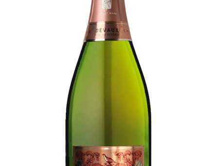 WINE OF THE WEEK: Oeil de Perdrix Rosé Champagne
