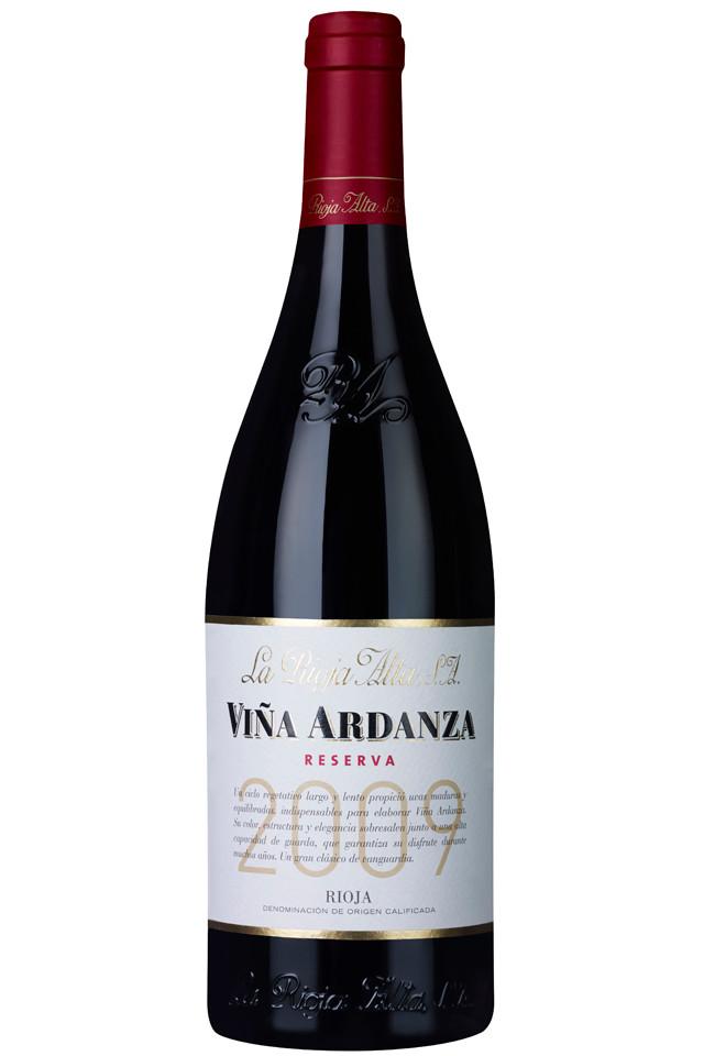 Vina Ardanza Rioja