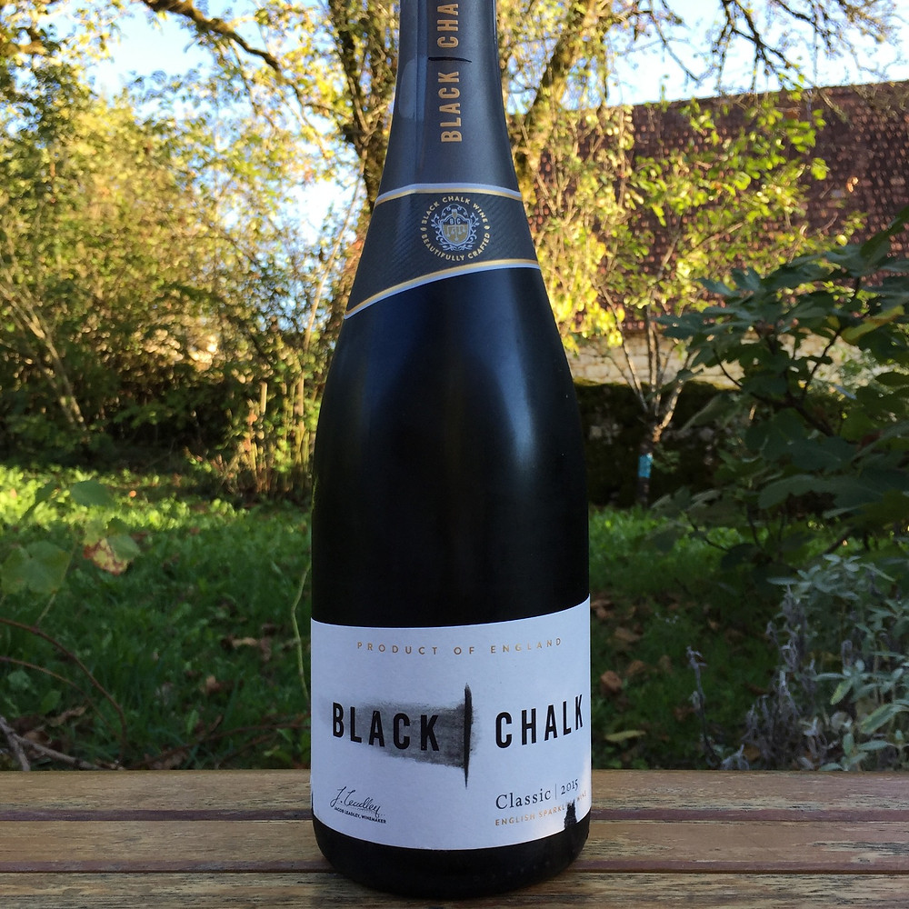 Black Chalk sparkling wine
