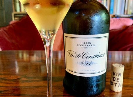 A Sneak Preview of the 2017 Vintage of One of the World's Great Sweet Wines