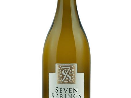WINE OF THE WEEK: Seven Springs Vineyards Chardonnay 2012, Overberg
