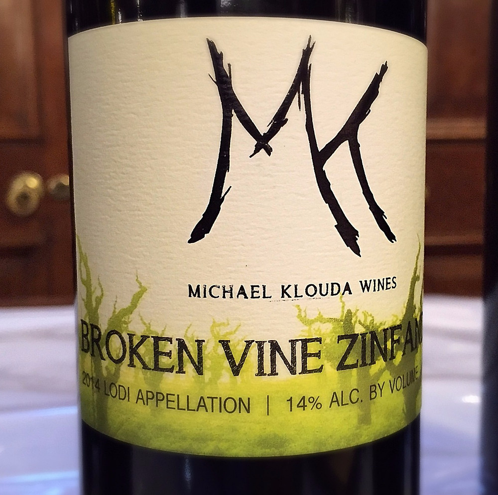 Broken Vine Zin