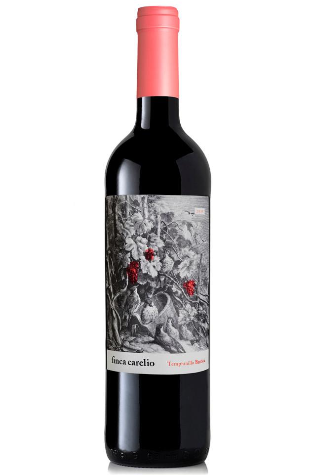 Finca Carelio wine