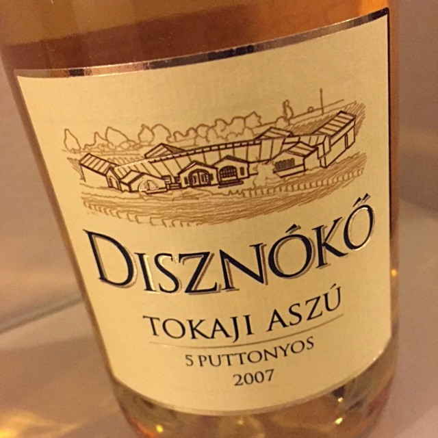 Tokaji 5 Putts