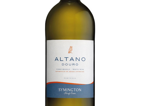 WINE OF THE WEEK: Altano Douro Branco 2016, Douro, Portugal