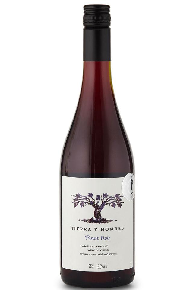 Tierra Y Hombre Pinot Noir
