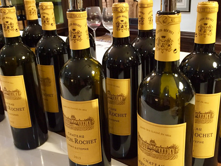 Château Lafon-Rochet 2006-2016: coming full circle