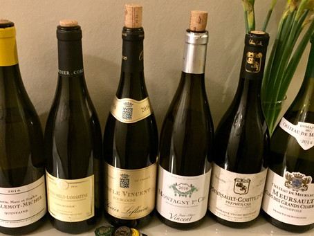 6 ready to drink white Burgundies from The Wine Society