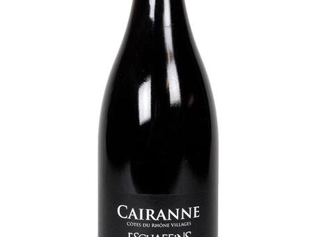 WINE OF THE WEEK: Eschaffins Cairanne Côtes du Rhône Villages 2015, Rhône, France