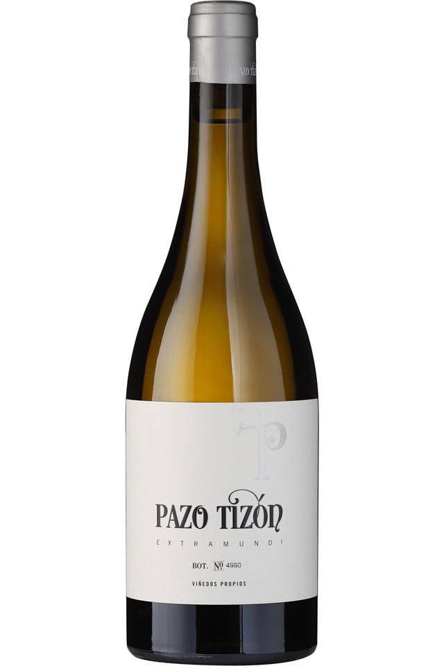Pazo Tizón wine