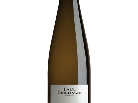 WINE OF THE WEEK: Domaine Paul Ginglinger Alsace Gewurztraminer Wahlenbourg 2017, France