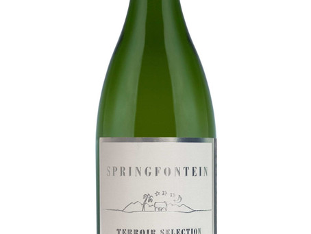 WINE OF THE WEEK: Springfontein Terroir Selection Chenin Blanc 2018, Springfontein Rim, South Africa