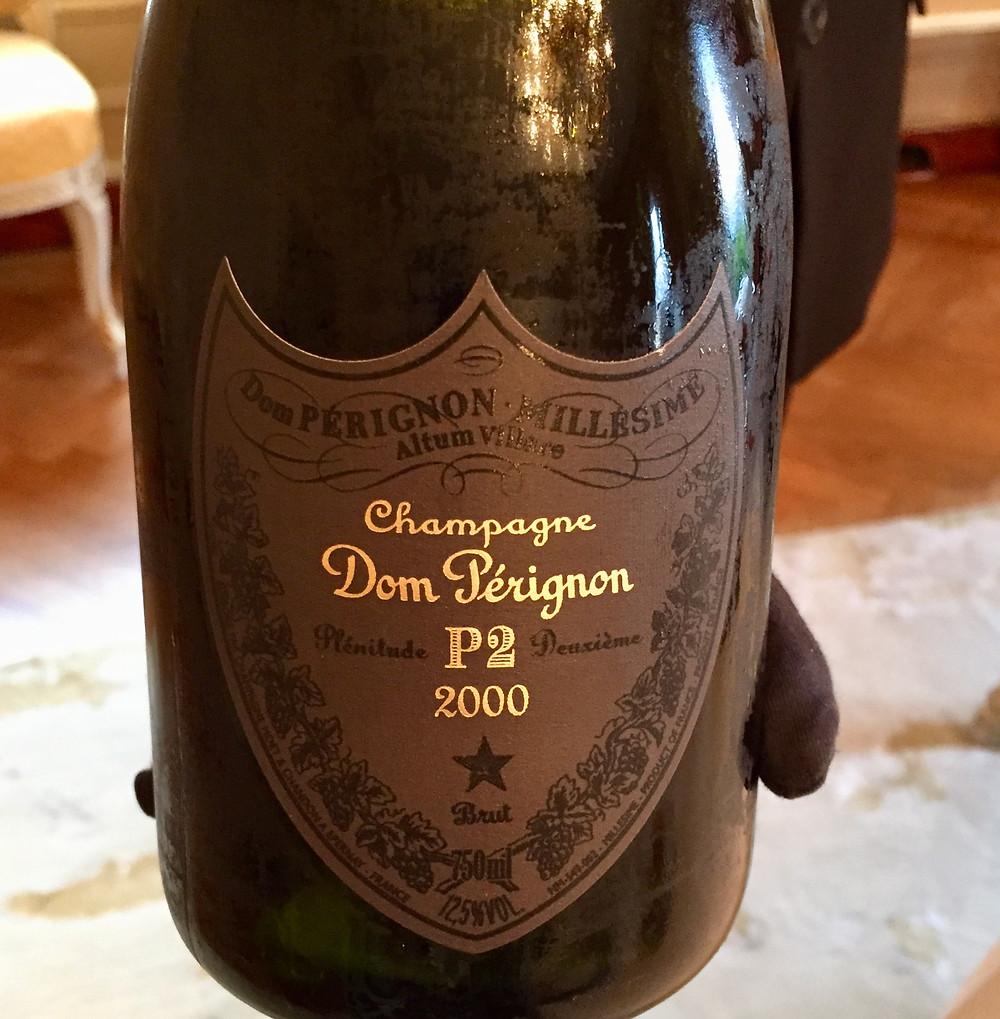 Dom Perignon P2 2000