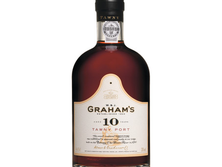 WINE OF THE WEEK: Graham's 10 Year Old Tawny Port