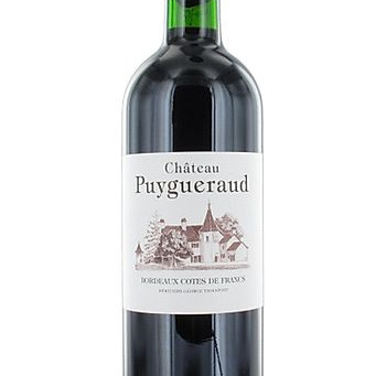WINE OF THE WEEK: Château Puygueraud 2011, Francs Côtes de Bordeaux, France