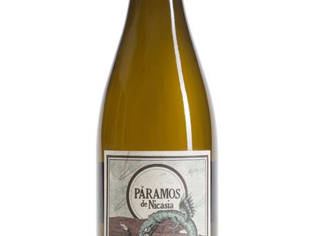 WINE OF THE WEEK: Màquina y Tabla Páramos de Nicasia Blanco 2016, Vino de España