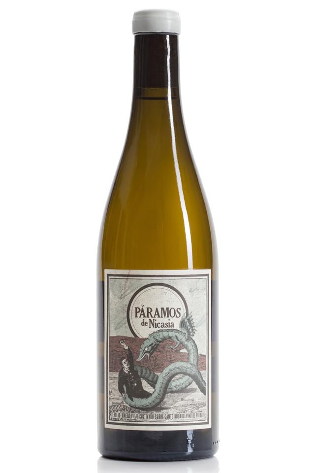 Paramos de Nicasia wine