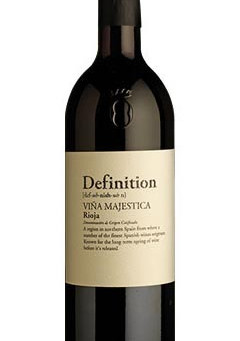 WINE OF THE WEEK: Definition Viña Majestica Rioja Reserva 2009