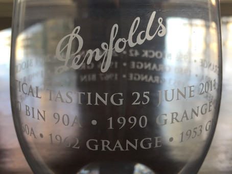 Penfolds Grange and Special Bins: a unique vertical tasting in Paris